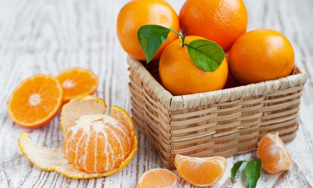 Tangerines for Guinea Pigs