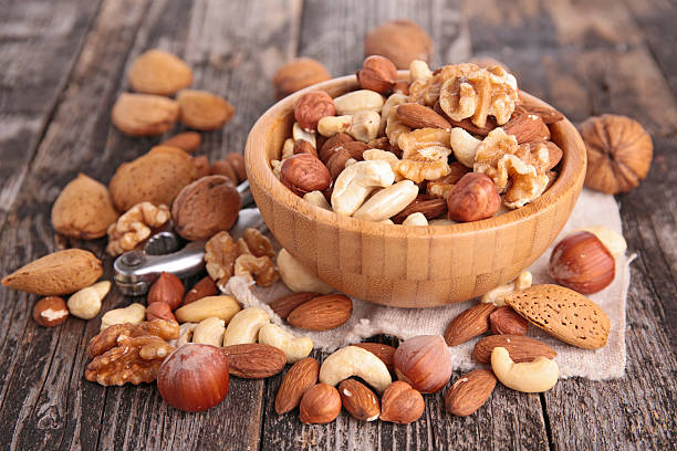 Nuts - Poisonous Foods for Guinea Pigs to Eat