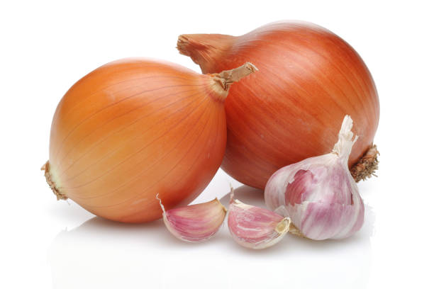 Onion and Garlic - Poisonous Foods for guinea pigs